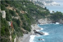Along the Amalfi Coast, Italy