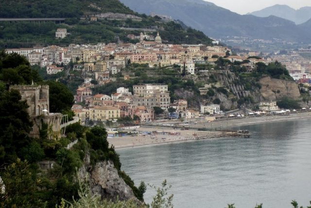 Vietri sul Mare on Amalfi Coast Photo by Margie Miklas