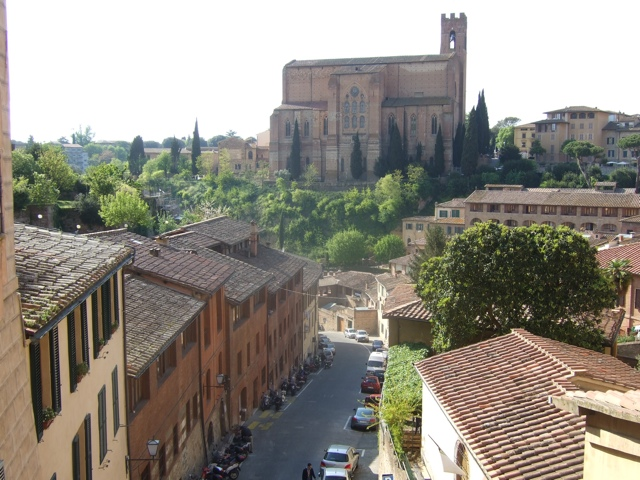 View of Siena Photo by Margie Miklas