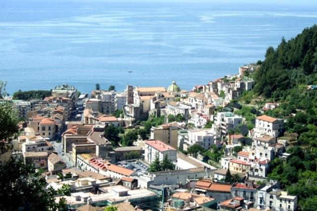 Maiori on the Amalfi Coast