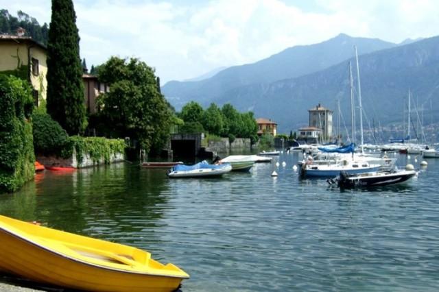 Pescallo on Lake Como Photo by Margie Miklas
