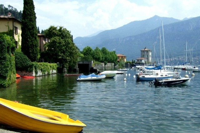 Pescallo on Lake Como Photo by Margie Miklas