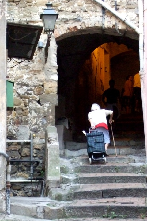 Photo by margie Miklas Life in Italy