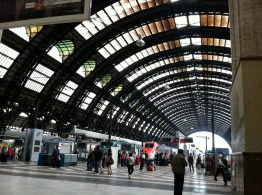 Milano Centrale Milan, Italy - Photo by Margie Miklas