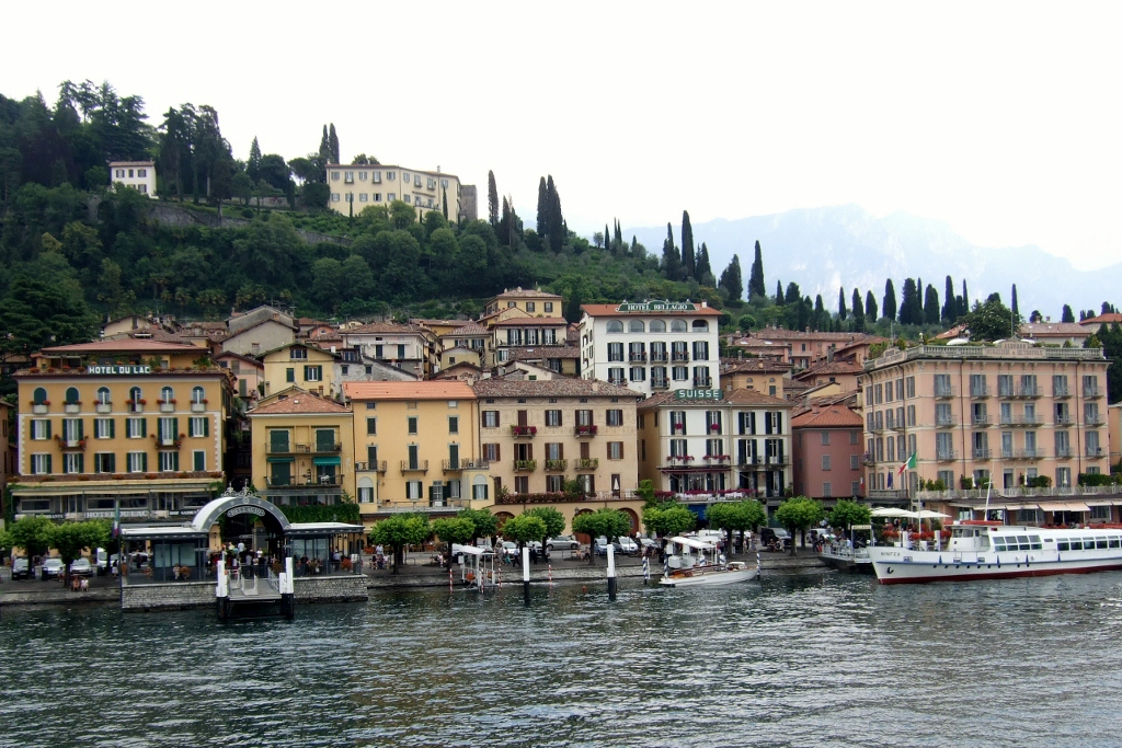 Italy Travel � Shopping in Bellagio | margieinitaly