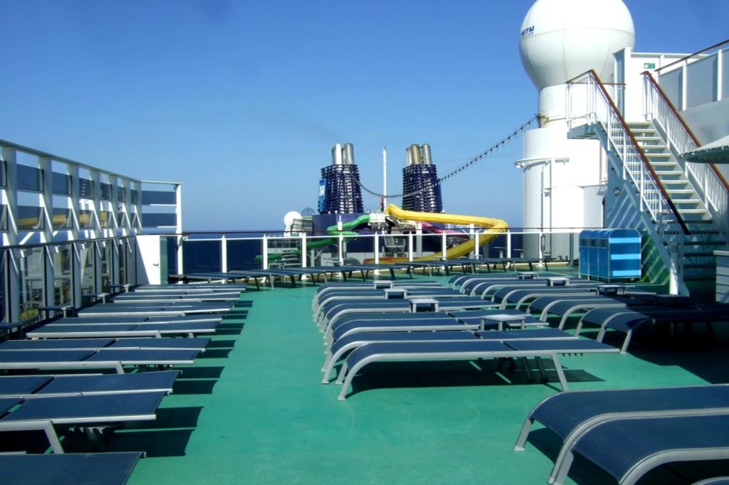 Mediterranean cruise a day at sea margieinitaly for 18th floor balcony live
