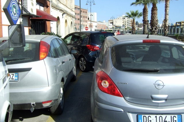 Driving and Parking in Sicily