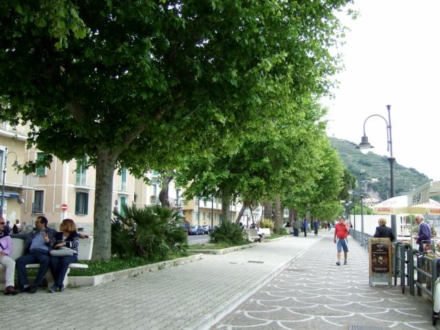 Maiori Promenade
