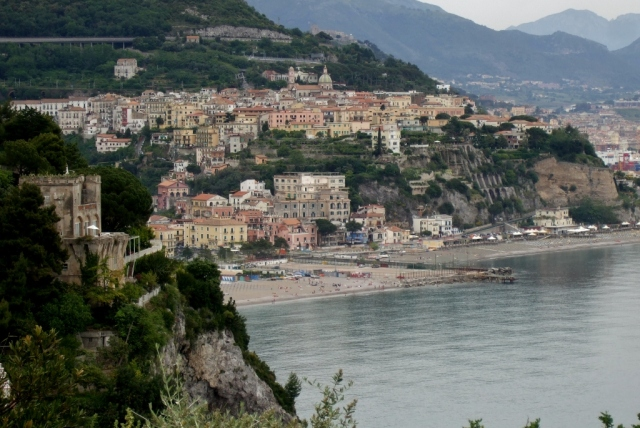 Vietri sul Mare on Amalfi Coast Photo by Margie Miklas