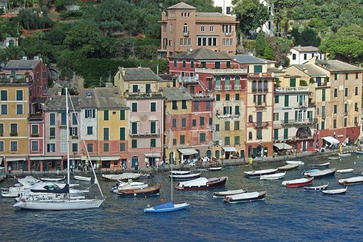 Portofino harbor