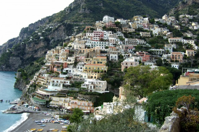 Positano Photo by Margie Miklas