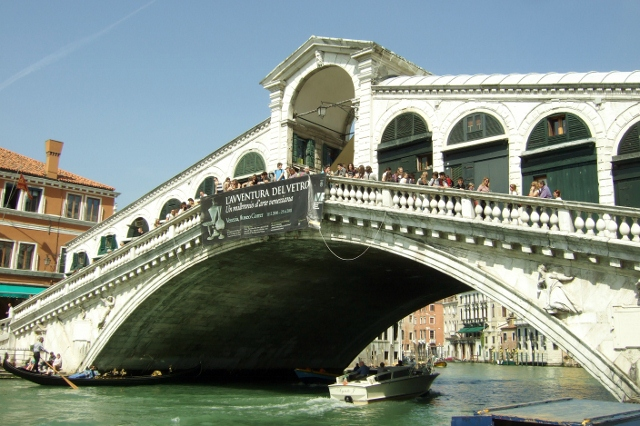 Rialto Bridge Photo by Margie Miklas