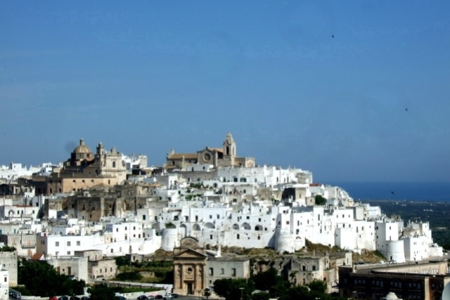 Ostuni Photo by Margie Miklas