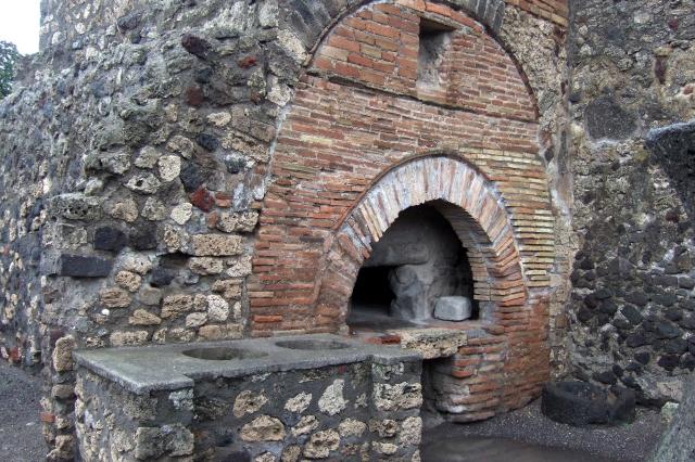 Pompeii Bakery