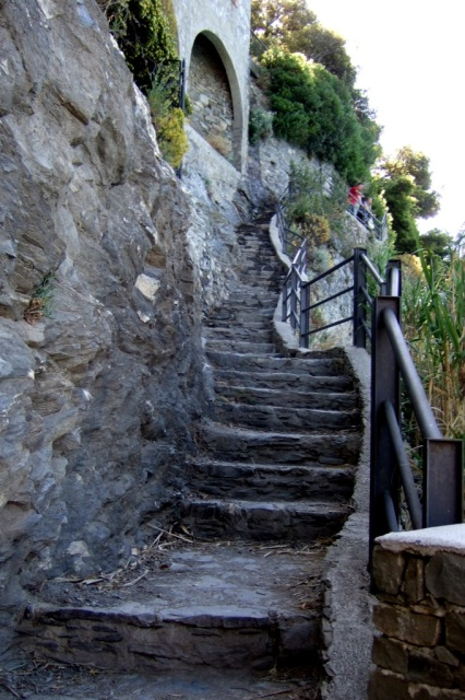 Hiking the Cinque Terre Trail Photo by Margie Miklas