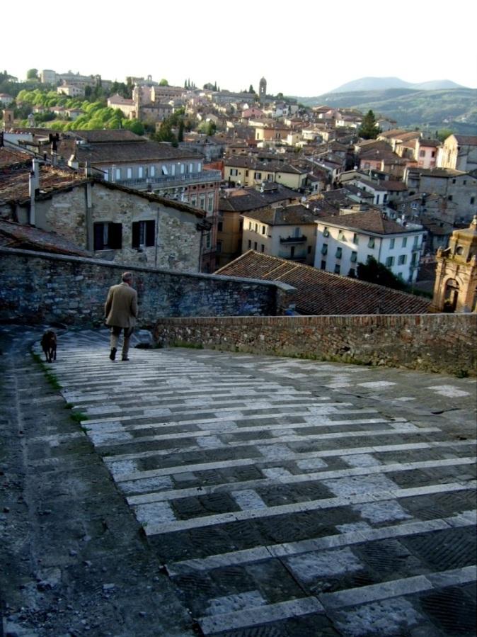 Perugia Photo by Margie Mikls