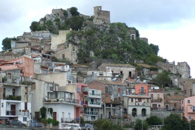 My Grandparents' village in Sicily - Cesarò Photo by Margie Miklas
