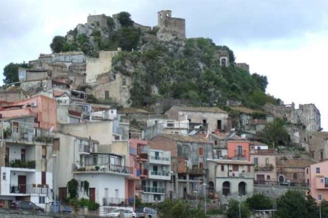 My Grandparents' village in Sicily - Cesarò
