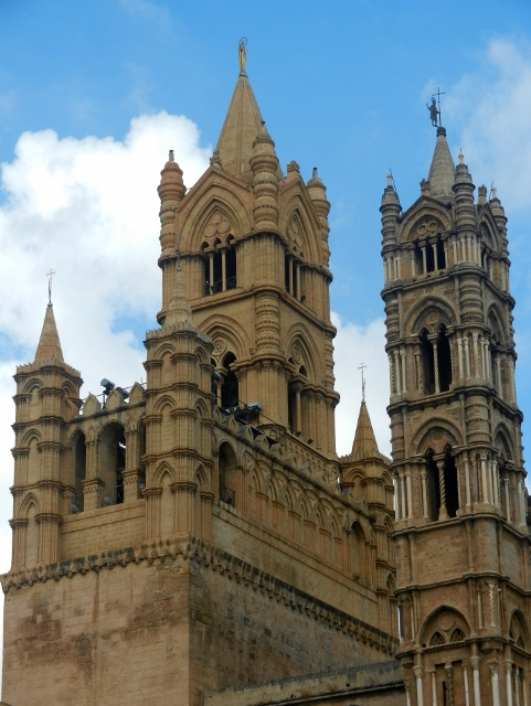 Palermo Cathedral Photo by Margie Miklas