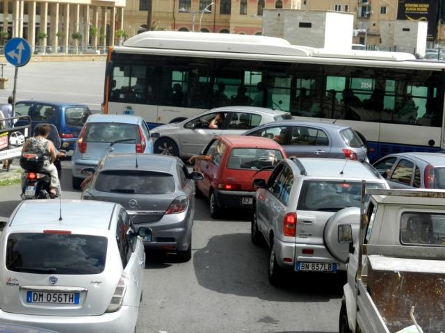 Palermo traffic
