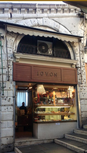 Gioielleria Eredi di Jovon - Photo by Margie Miklas