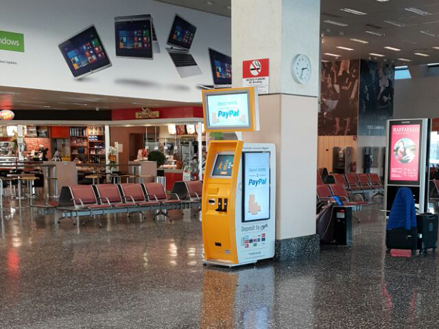 Travelersbox in Milan Malpensa