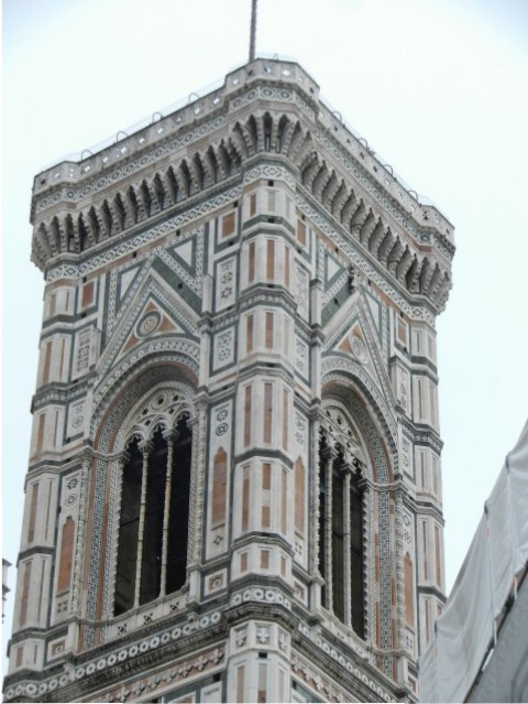 Campanile in Florence Photo by Margie Miklas