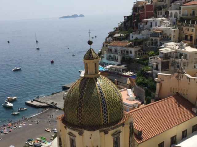 Positano - Photo by Margie Miklas