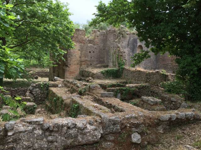 Photo by Margie Miklas Ruins at Olympia, Greece