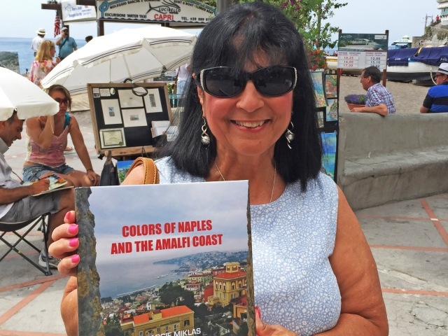 5182 Margie with new book