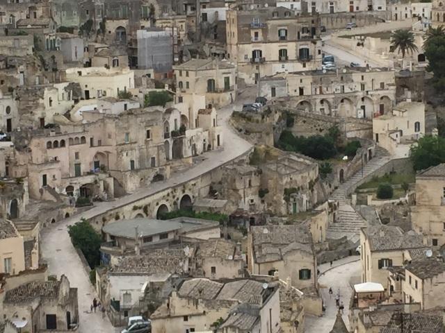Matera in Basilicata - Photo by Margie Miklas