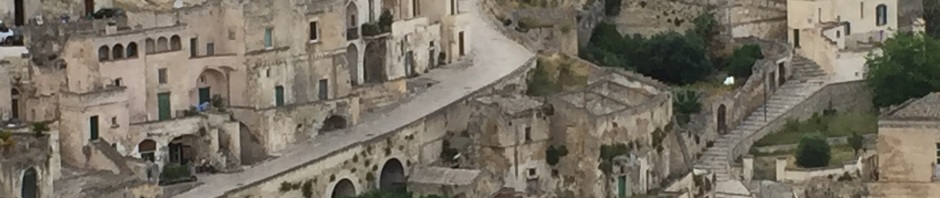 Matera in Basilicata - Photo by Margie Miklas