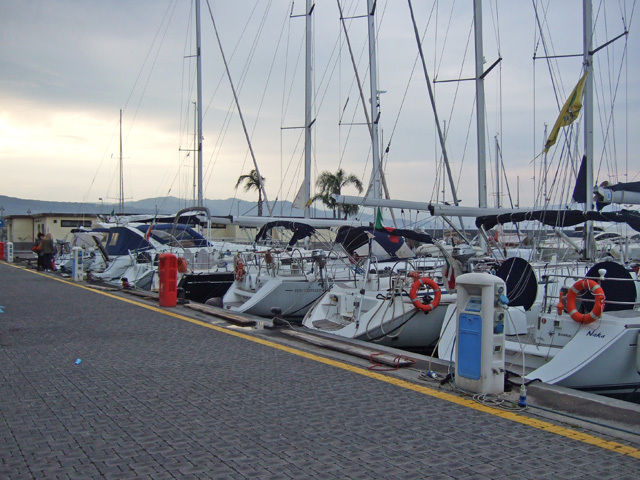 Riposto Marina Photo by Margie Miklas