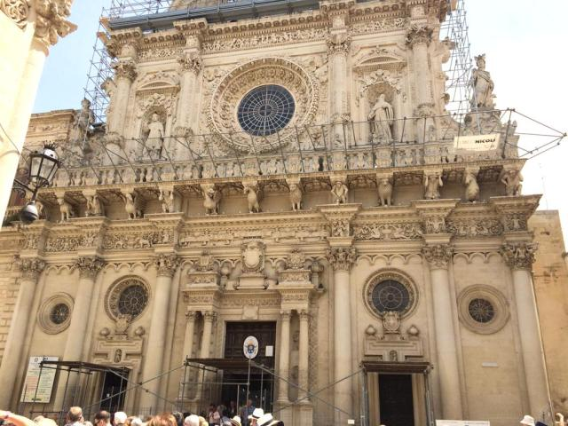 Lecce's Baroque Photo by Victoria De Maio @ladolcevita4me