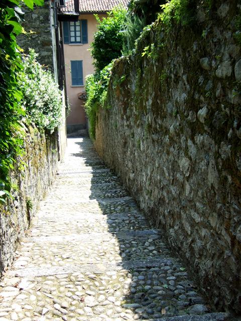 Staircase to Pescallo