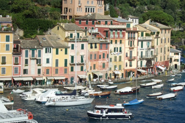 Portofino photo by Margie Miklas