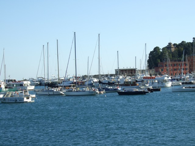 Santa Margherita - photo by Margie Miklas