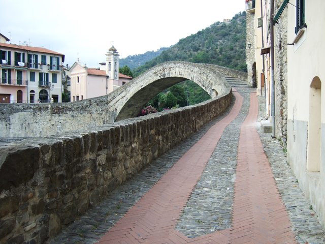 Dolceacqua Bridge Photo by Margie Miklas