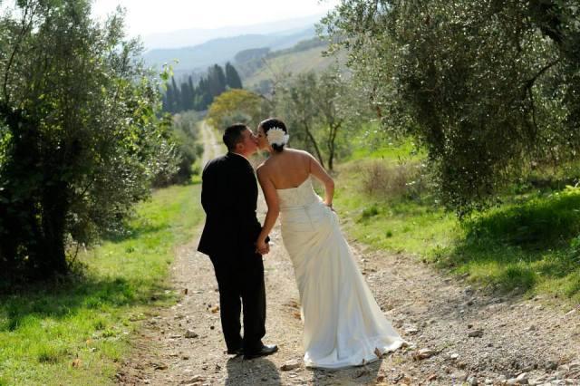 Toscana Wedding Photo by Jennifer Martin