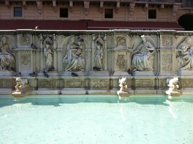 Fountain of Joy Siena Photo by Margie Miklas