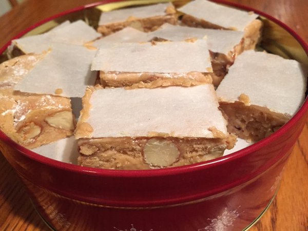 Italian Torrone Photo by Margie Miklas