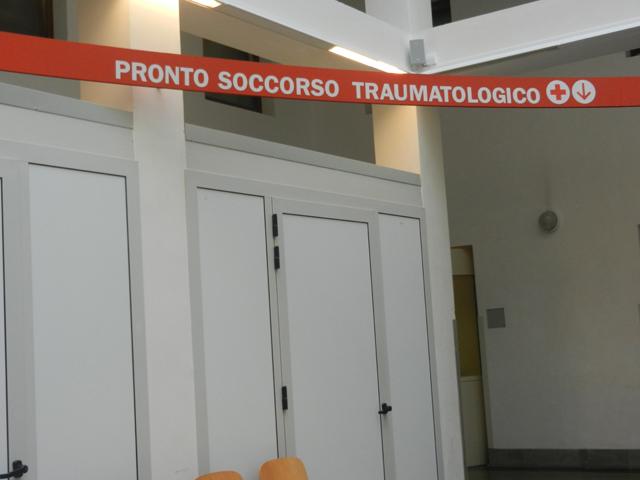 Emergency Room at Hospital in Venice -Photo by Margie Miklas
