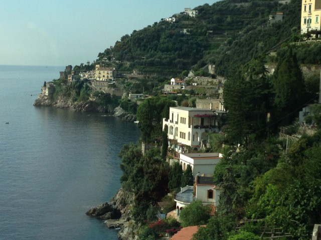 Amalfi Coast - Photo by Margie Miklas