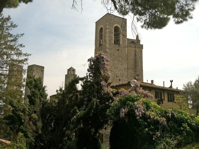 San Gimignano Duomo Photo by Margie Miklas