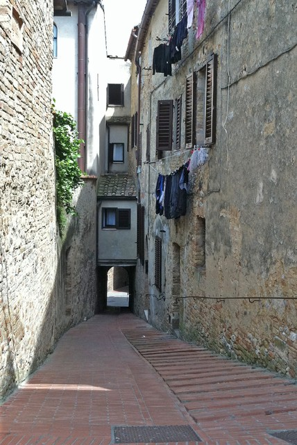San Gimignano -- Photo by Margie Miklas