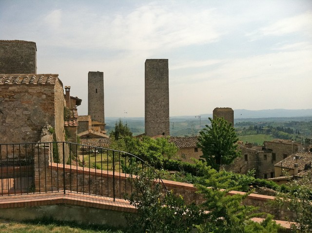 San Gimignano ~ Photo by Margie Miklas