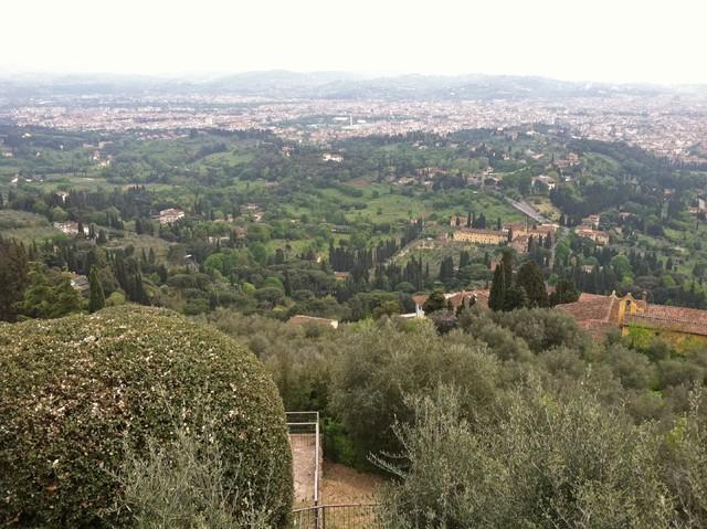 View San Gimignano Photo by Margie Miklas