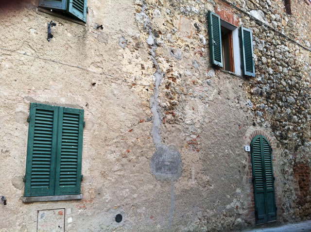 Monteriggioni Photo by Margie Miklas