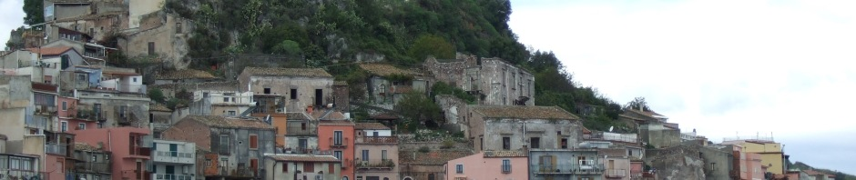 Savoca, Sicily Photo by Margie Miklas