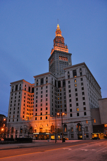 Downtown Cleveland - Photo by Chris Gent (Flickr) https://www.flickr.com/photos/chrisgent/